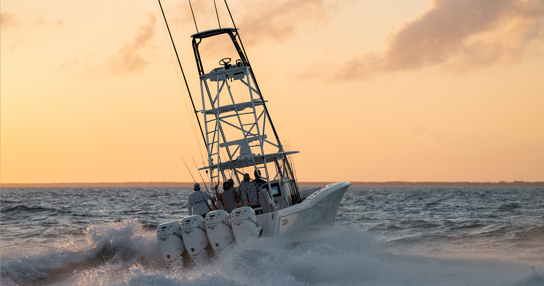 International invincible boat